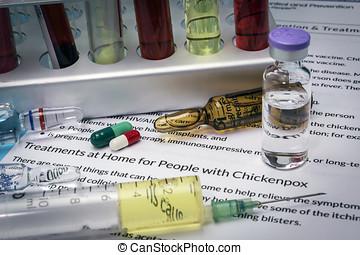tratamientos, en, hogar, para, gente, con, varicela,...