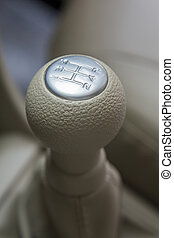 Car gearshift