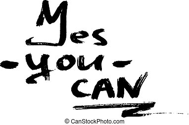 Yes you can inspiration quotation.