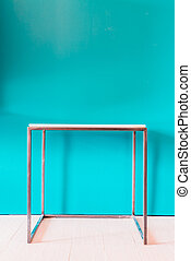 Table furnitures - Empty table furnitures decoration in...