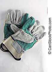 Gloves for welding