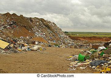 garbage dump 01