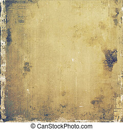 Grunge retro vintage texture, old background With different...