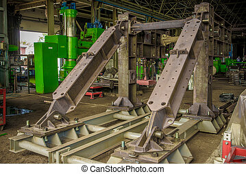 aço, producao, modernos