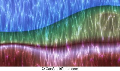 Broadcast Hi-Tech Electrical Impulses, Multi Color,...