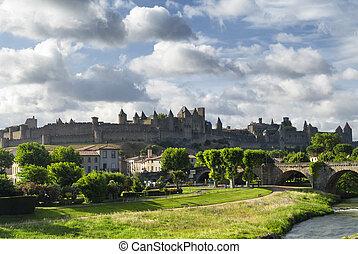 Carcassonne (Aude, France) - Carcassonne (Aude,...