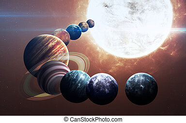 Ninth planet of the solar system opened. New gas giant....