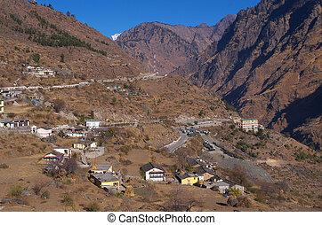 Himalayan Landscape-II - A beautiful Himalayan landscape...