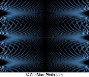 abstract figures - pattern in the manner of abstract figures...