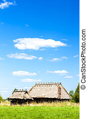 ethnographic park of Russian culture, Bialowieski national...
