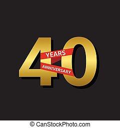 40 Years anniversary