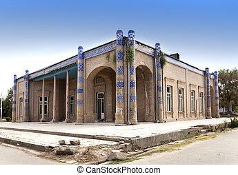 Palace of Nurullabay Khiva, Uzbekistan