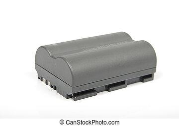 Digital SLR battery - Typical Digital SLR rechargable...