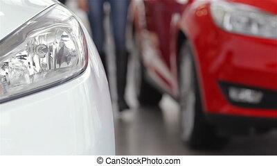 Vehicle, rental, automotive concept