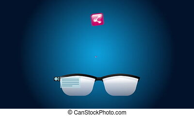wearable technology design, Video Animation HD1080