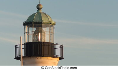 Point Loma Lighthouse Cabrillo National Monument Pacific...