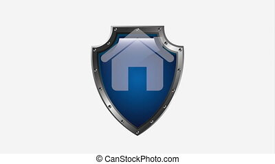 Home protection design, Video Animation HD1080