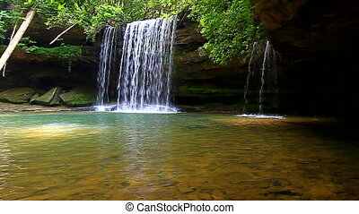 Upper Caney Creek Falls Alabama - Beautiful Caney Creek...