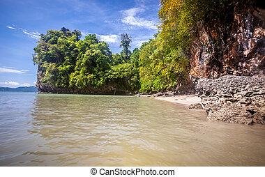 sea, Krabi, Thailand -  sea, Krabi, Thailand
