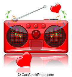 Love music radio