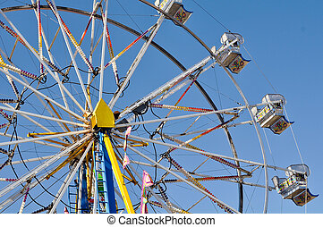 Carnival Ferris Wheel - Fun and Exciting Carnival Ferris...