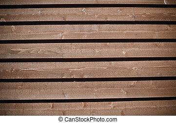 Wood Shutter Background