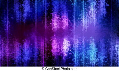 Multi color abstract colors looping animated background