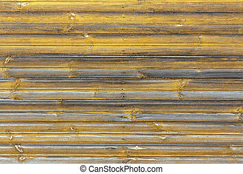 Color wooden wall texture. - Weathered wooden wall texture....