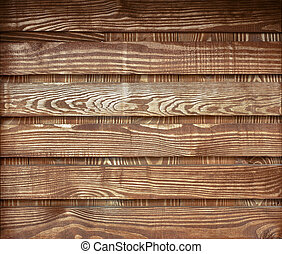 Old Wooden wall - Old painted wooden planks wall grunge...
