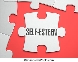 Self-Esteem - Puzzle on the Place of Missing Pieces -...