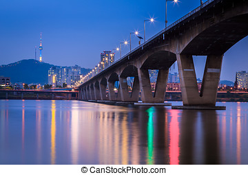 Twilight Seoul City - Twilight City At Seoul South Korea