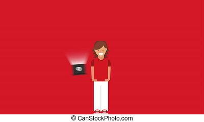 Social Media design, Video Animation HD1080