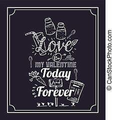 love message design - love message design, vector...