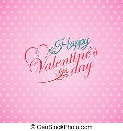 valentines day vintage background