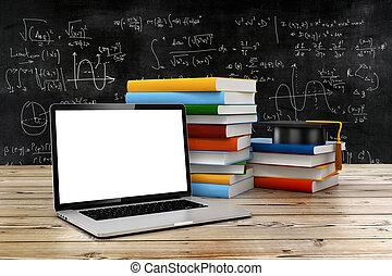 begriff, bildung,  3D, E-Lernen
