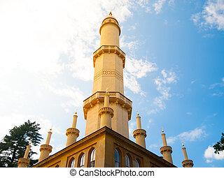 Minaret in Lednice-Valtice Cultural Landscape - Minaret in...