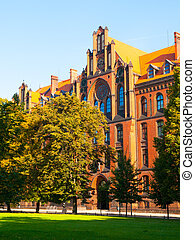 Metropolitan Seminary and Papal Faculty of Theology in...