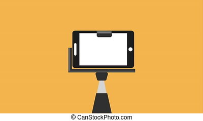 selfie photography design, Video Animation HD1080