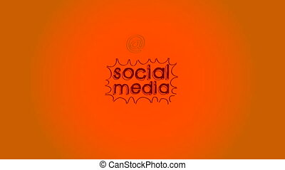 Social Media design, Video Animation HD1080