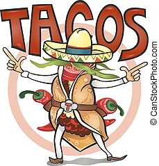 Came to eat time tasty tacos - Came to eat time tasty...