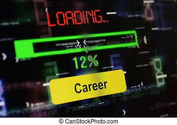 Loading career
