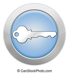 Icon, Button, Pictogram Key - Icon, Button, Pictogram with...