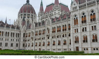 quot;Budapest Parliament Building, Hungary, 4kquot; -...