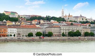 quot;Castle view, Budapest, 4kquot; - Castle view, Budapest,...