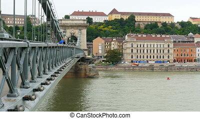 """""""Chain Bridge view, Budapest, 4k"""""""