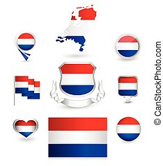 Netherlands Flag Collection