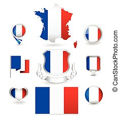 France Flag Collection