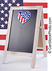 USA Election Notice Board - 2016 USA presidential election...