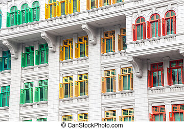 Heritage Windows, Singapore - Heritage Building Windows in...