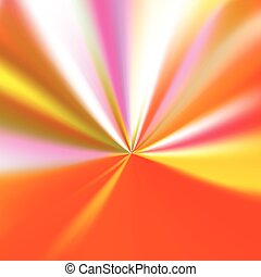 Abstract image of speed motion blur colourful background vector